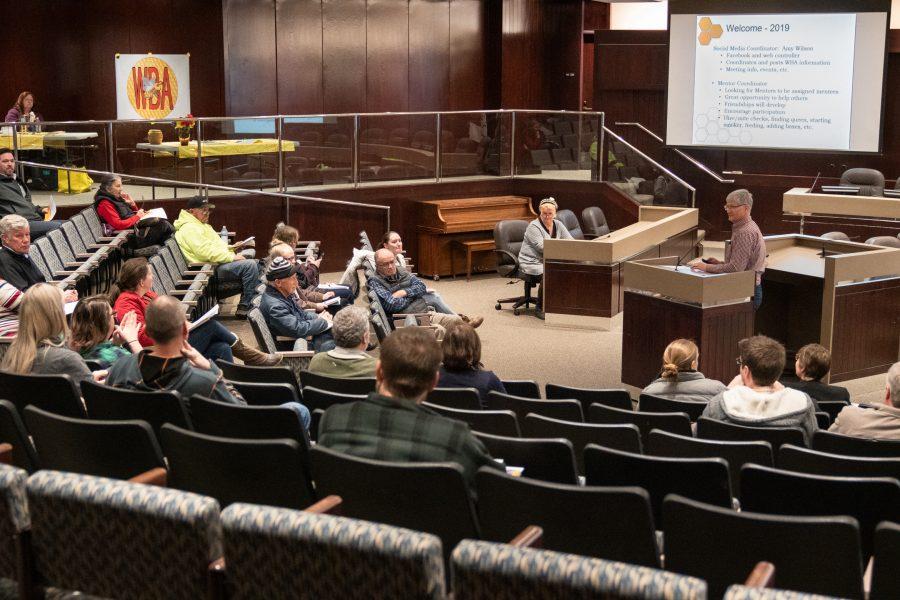 Wasatch Beekeepers Association Club Meeting